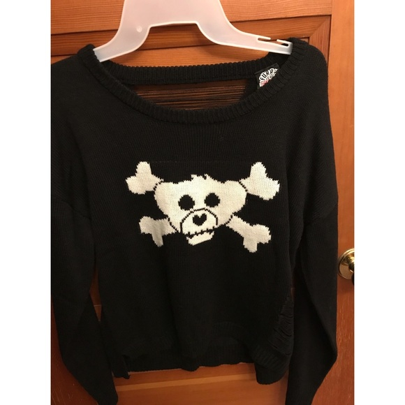 Hot Topic x Build a Bear Sweater NWT